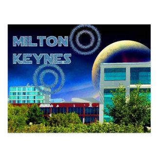 Postal de Milton Keynes