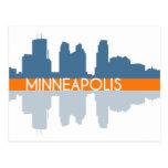 Postal de Minneapolis