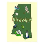 Postal de Mississippi