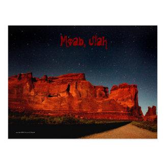 Postal de Moab, Utah
