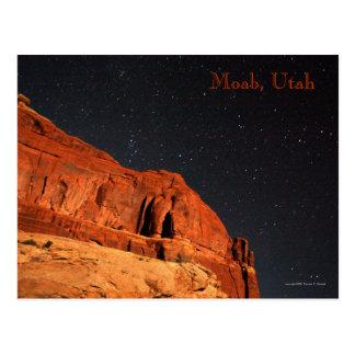 Postal de Moab Utah