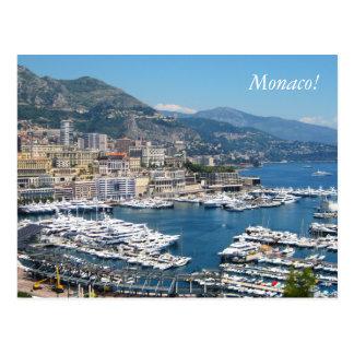Postal de Mónaco
