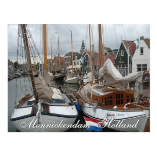 Postal de Monnickendam Holanda