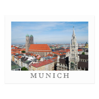 Postal de Munich, Alemania