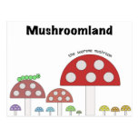 Postal de Mushroomland