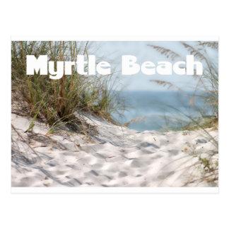 Postal de Myrtle Beach, Carolina del Sur