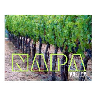 Postal de Napa Valley (vino)