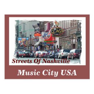 Postal de Nashville