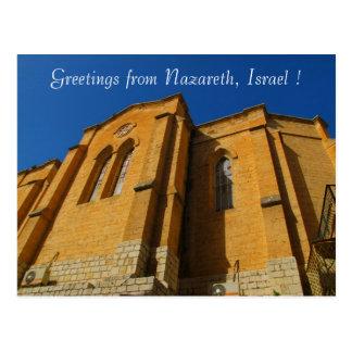 Postal de Nazaret Israel