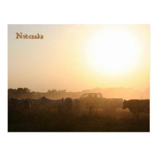 Postal de Nebraska