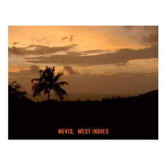 Postal de Nevis