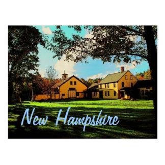 Postal de New Hampshire