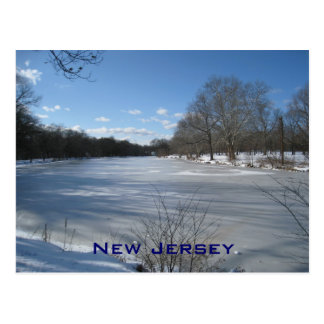 Postal de New Jersey