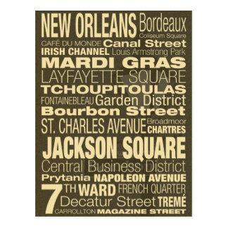 Postal de New Orleans
