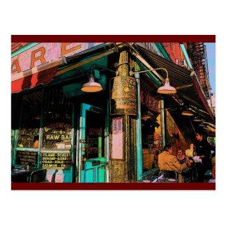 Postal de New York City (Chelsea)