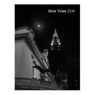 Postal de New York City