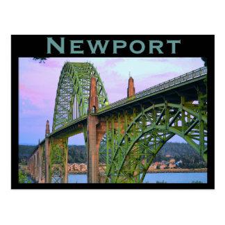 Postal de Newport (O)