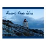 Postal de Newport, Rhode Island