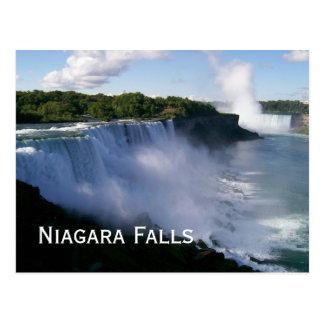 Postal de Niagara Falls