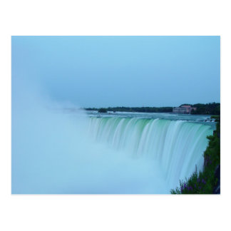 Postal de Niagara Falls Ontario Canadá