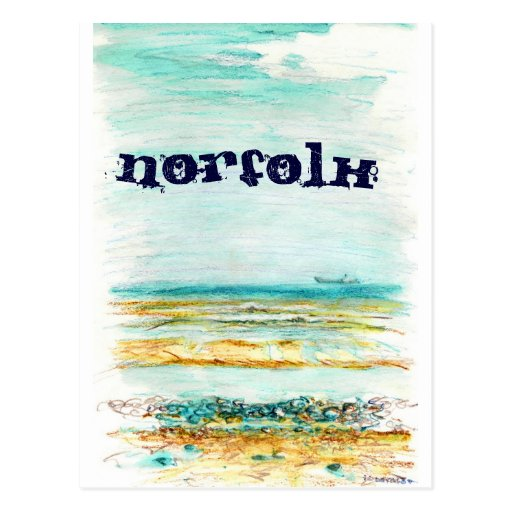 Postal de Norfolk