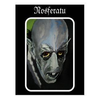 """Postal de """"Nosferatu"""""""