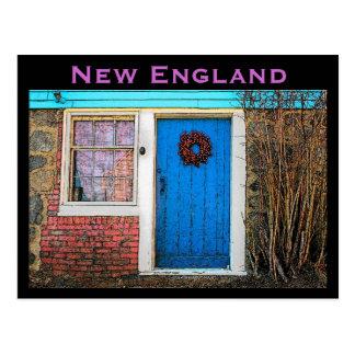 Postal de Nueva Inglaterra