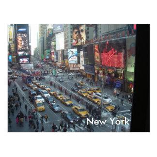 Postal de Nueva York