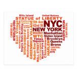 Postal de NYC - personalizable