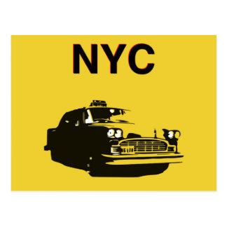 Postal de NYC