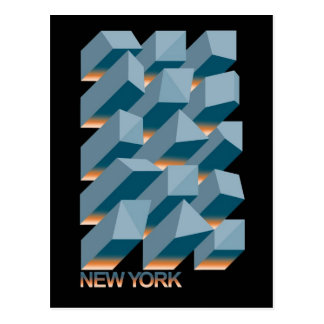 Postal de NYNY Broadway