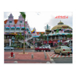 Postal de Oranjestad Aruba