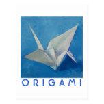 Postal de Origami