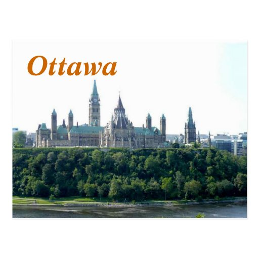Postal de Ottawa