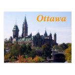 Postal de Ottawa Canadá