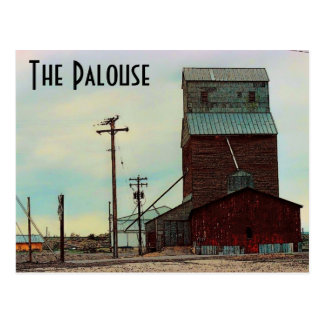 Postal de Palouse