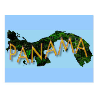 Postal de Panamá