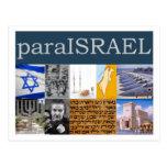 Postal de Para Israel