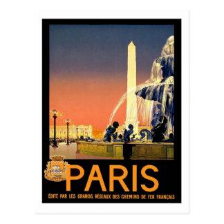 Postal de París LaCaze
