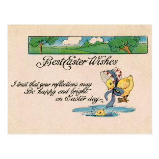 Postal de Pascua (CA 1910)
