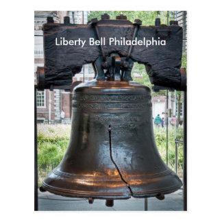 Postal de Pennsylvania Liberty Bell Philadelphia