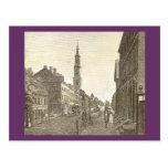 Postal de Philadelphia en 1800