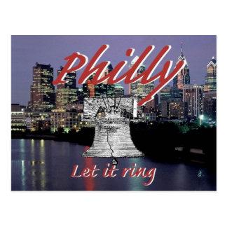 Postal de Philadelphia Pennsylvania