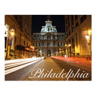 ¡Postal de Philadelphia!! Postales