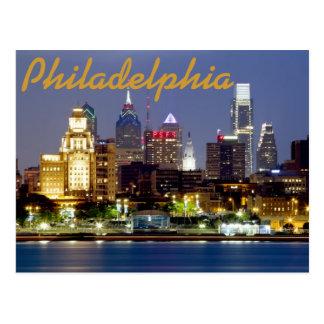 Postal de Philadelphia