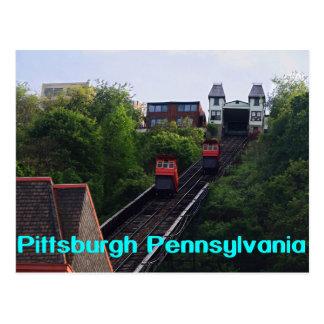 Postal de Pittsburgh Pennsylvania