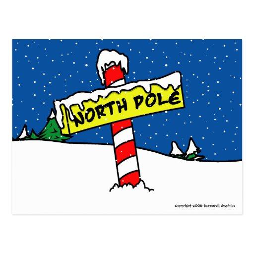 Postal de Polo Norte