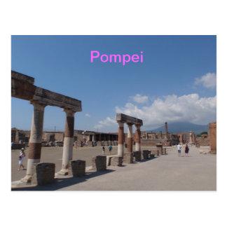 Postal de Pompeya