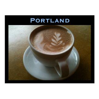 Postal de Portland
