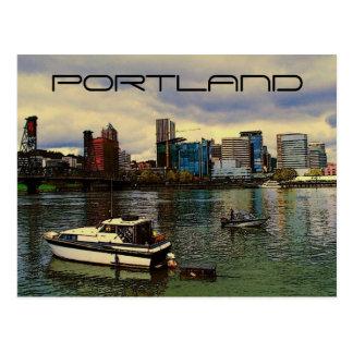Postal de Portland (O)